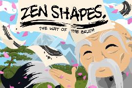 """Preview """"Zen Shapes: The Way of the Brush"""": neues Puzzle von dreamfab weckt Erinnerungen"""